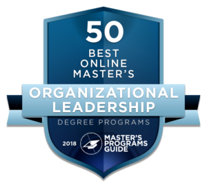 50 Best Online Master of Organizational Leadership Degree Programs 2018