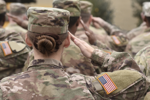 military masters degree