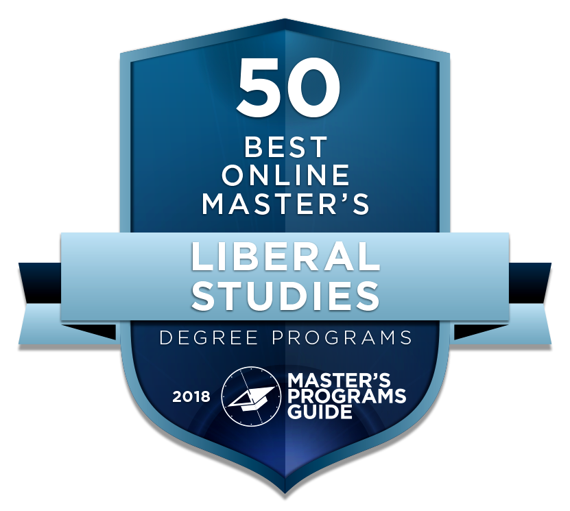 50 Best Online Master of Liberal Studies Degree Programs 2018 ...
