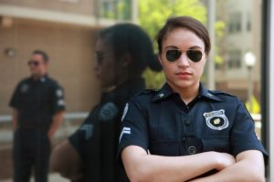 Don't Call Me a Policeman: Women in the Criminal Justice Field