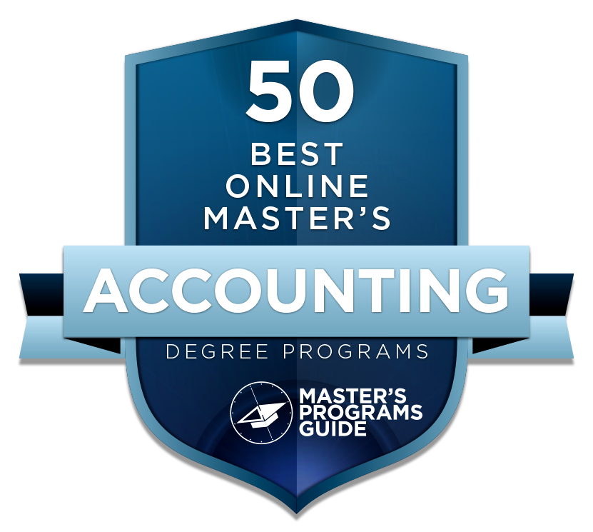 50 best online master of accounting degree programs 2018 – master's