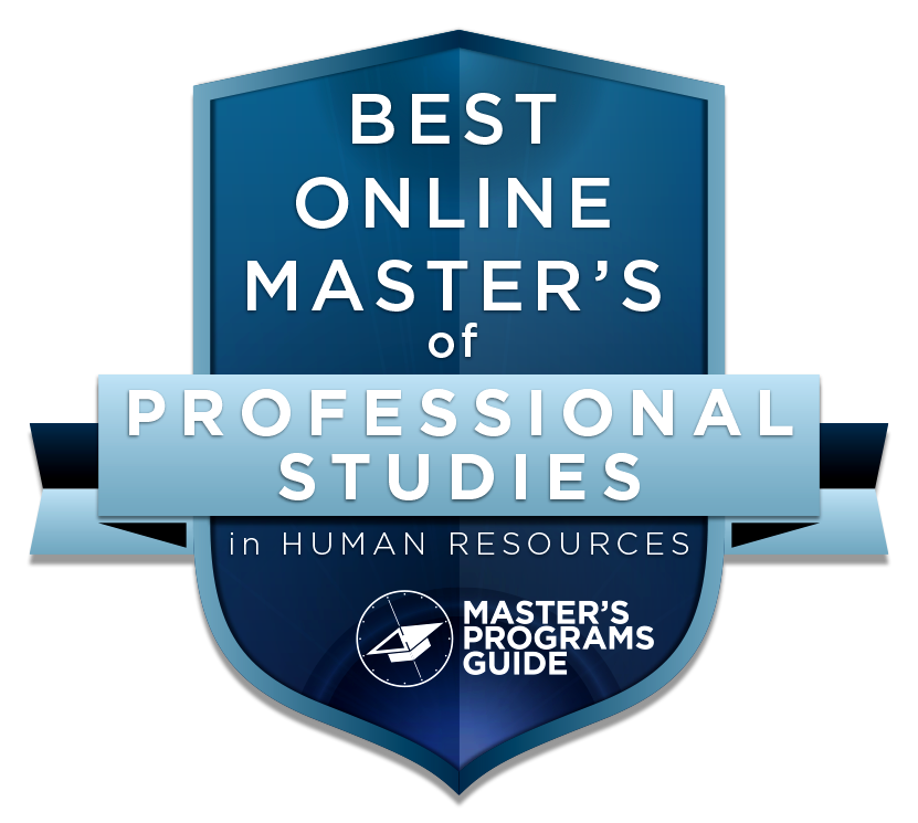 Best Online Master Of Professional Studies in Human Resources