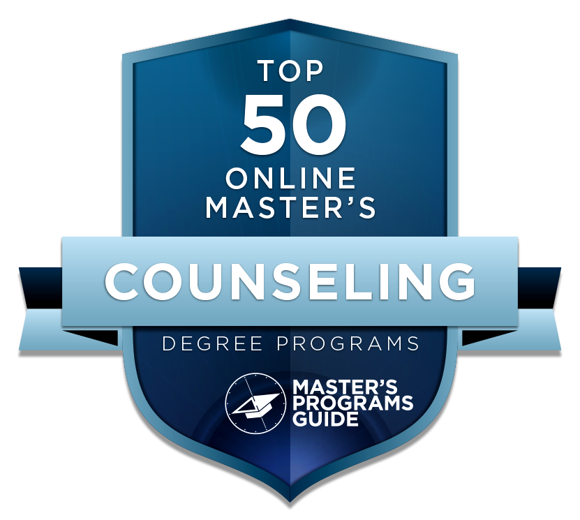 Top 50 Online Masters In Counseling Programs Masters Programs Guide