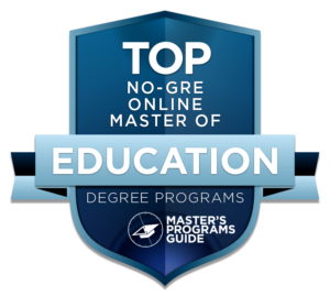 Top 40 No-GRE Online Master of Education Degree Programs