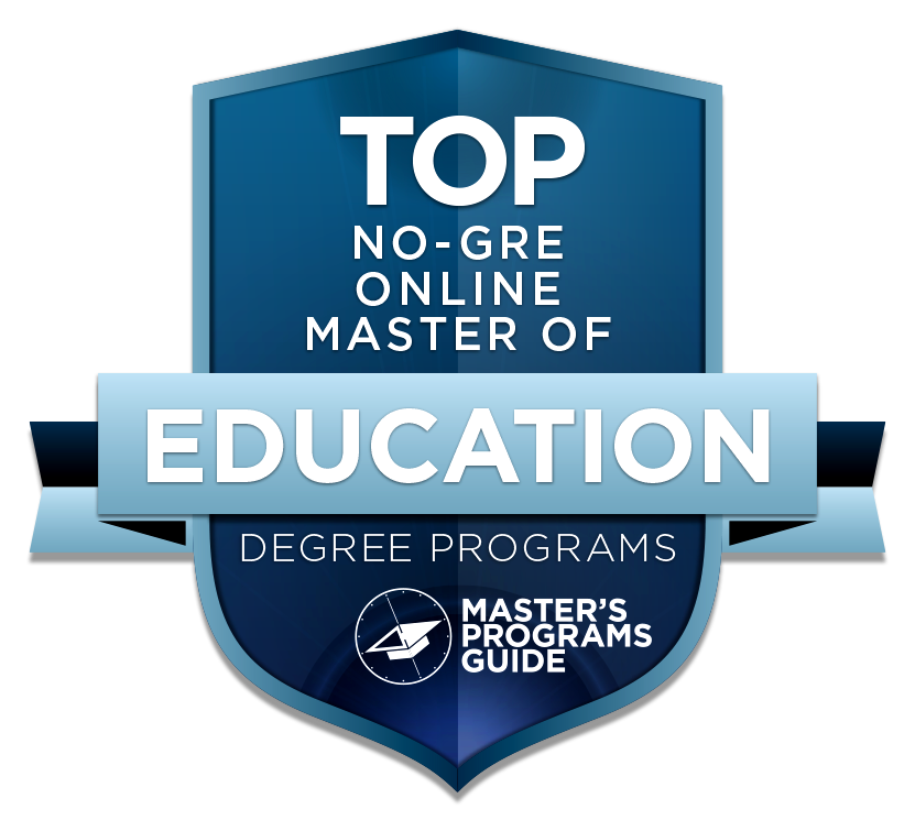 Online Masters In Education >> Top 40 No Gre Online Master Of Education Degree Programs