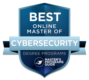 best online masters in cyber security