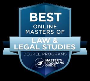 master of jurisprudence online