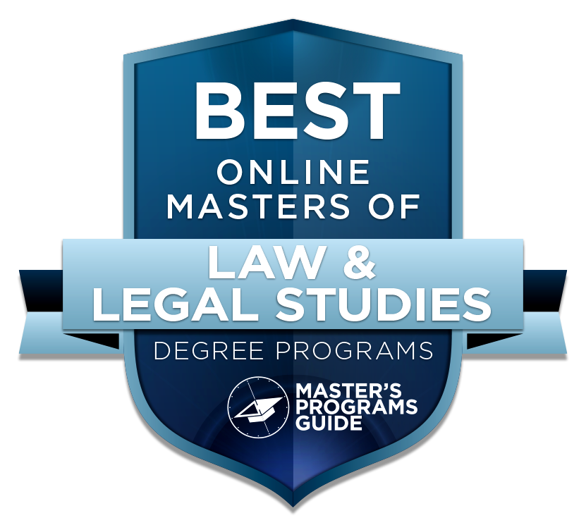 50 Best Online Master Of Laws And Master Of Legal Studies Degree