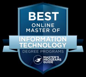 online masters in it