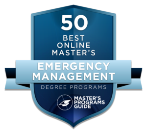 online masters in emergency management