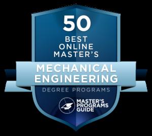 online masters mechanical engineering