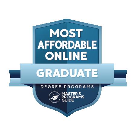 cheapest online graduate programs