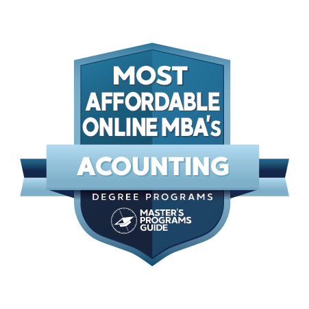 10 Most Affordable Online MBA Programs in Accounting