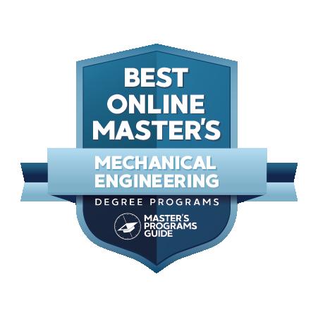 10 Best Online Master's Programs in Mechanical Engineering