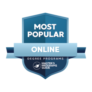 Most Popular Online Master's Degrees