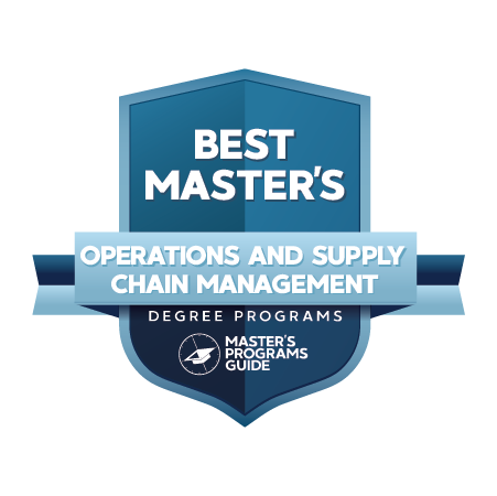 Best Master's Programs in Operations and Supply Chain Management (1)