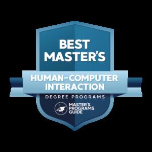 Best Master's Programs in Human–Computer Interaction (HCIM)