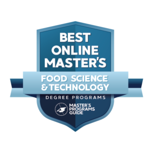 10 Best Online Master's Programs in Food Science and Technology