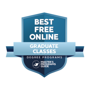 10 Best Free Grad/Masters Classes Online