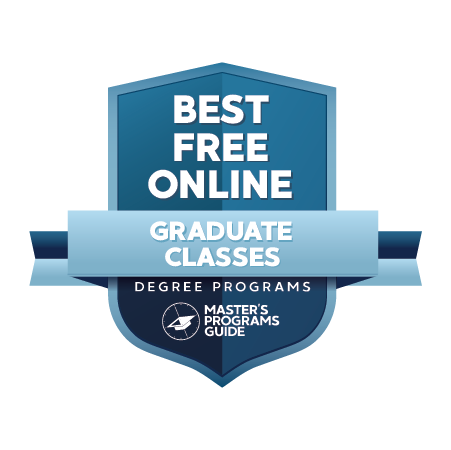 10 Best Free Grad/Masters Classes Online