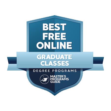 free masters degree