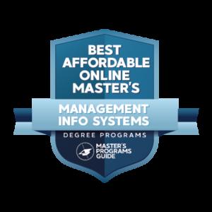 est Affordable Online Master's in Management Information Systems (MIS)