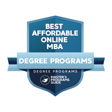 30 Best Affordable Online MBA Degree Programs