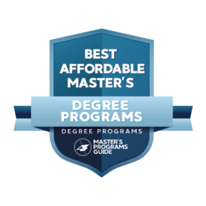Best Affordable Master's in Best Degree Programs
