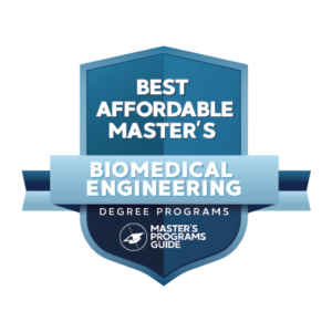 20 Best Affordable Master's in Biomedical Engineering