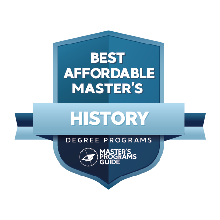 15 Best Affordable Master's in History