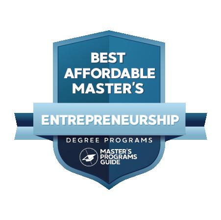 25 Best Affordable Master's in Entrepreneurship