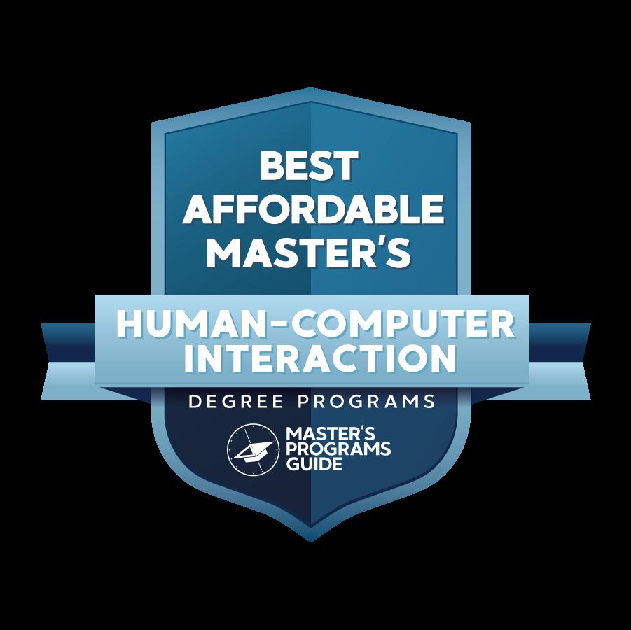 Master's Human-Computer Interaction