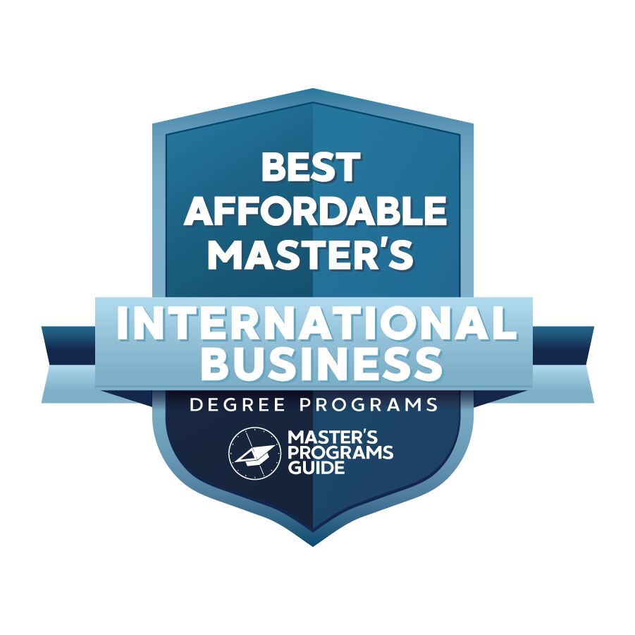 MPG Best Masters International Business