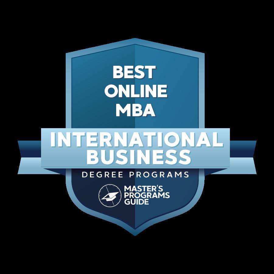 MPG Best Online MBA International Business